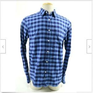 Untuckit Men's Dress Shirt Size Large Slim Fit